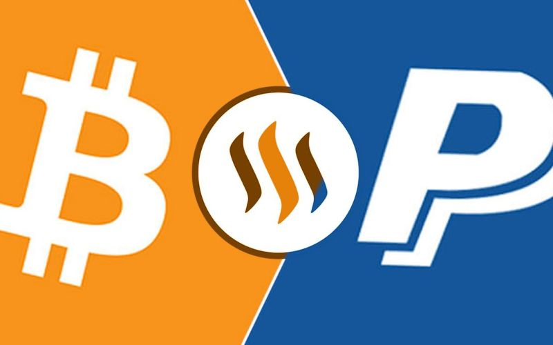 cryptovspaypal - Cryptocurrencies vs. PayPal - Battle For The Future Of Payments