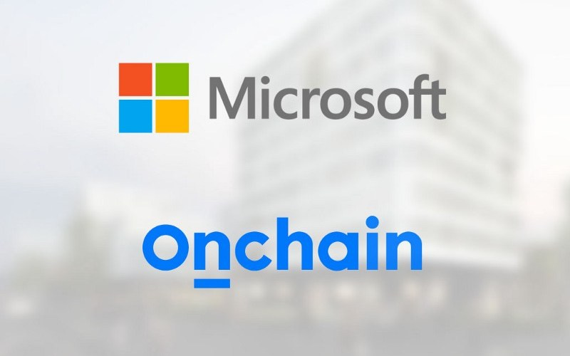 onchain - Onchain Has Been Selected to Become Part of Microsoft Accelerator