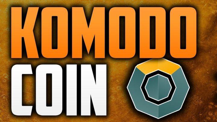 komodo kmd 1024x576 - What is Komodo (KMD)? All You Need To Know