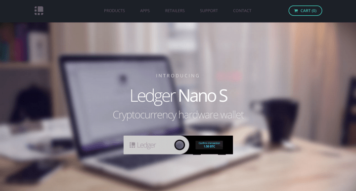 ledger nano s hardware wallet - The 5 Best Litecoin Wallets You Need to Know