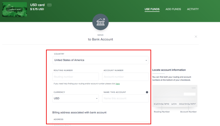 link bank uphold - How Businesses Can Accept Bitcoin [Step-By-Step Guide]