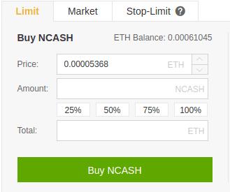 ncash buy - Guide: How To Buy nCash On Binance