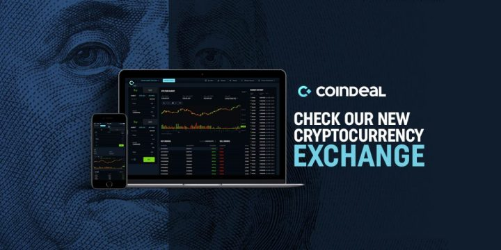 cdeal 1024x512 - CoinDeal Review - A Crypto Exchange Platform with 16 Tradable Coins