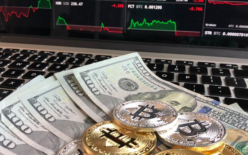 Bitcoin Price - Bitcoin to $50,000 in 2018 - Price Prediction by Nicholas Merten