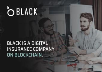 Black Insure cover - Digital Insurance Provider on Blockchain, Black Insurance Ropes in Professor Alex Norta as the Scientific Advisor