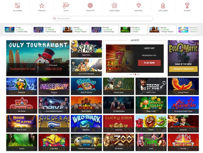 red1 - RedPing.Win Review   Best Online Bitcoin Casino