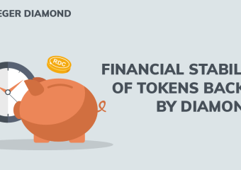 Financial Stability of Tokens Backed by Diamonds - Financial Stability of Tokens Backed by Diamonds