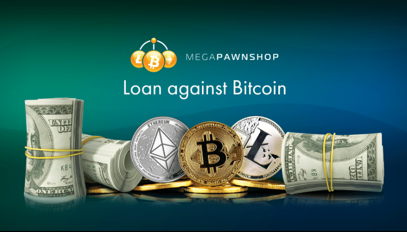 Megapawn - Megapawnshop – Loan Against Bitcoin Easily and Securely