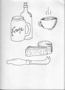 food and drink sketches-1