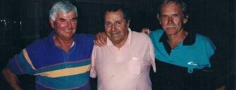 John Black, Wally Gibbins, Robbie Montcalm, Aussie titles Eden 1994