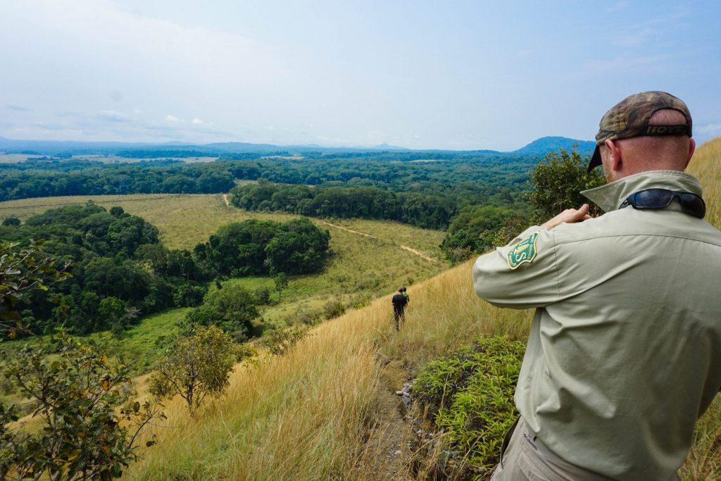 National Park in Gabon
