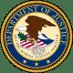U.S. Department of Justice logo