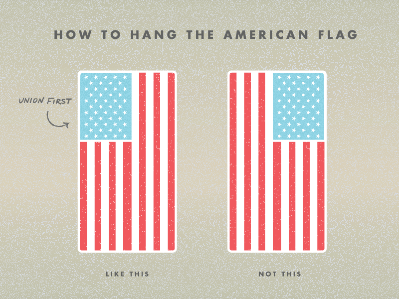 how-to-hang-the-american-flag