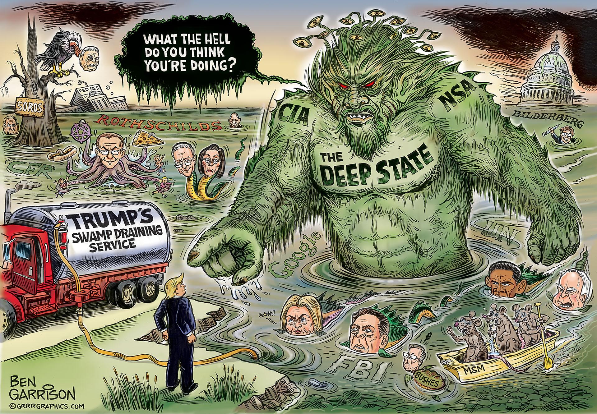 deep_state_swamp_ben_garrison