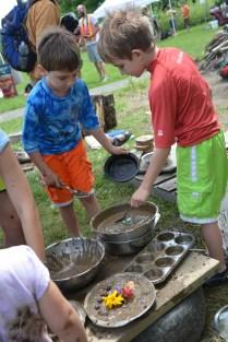 More photos from the Ithaca Children's Garden. Credit: David Stilwell/USFWS