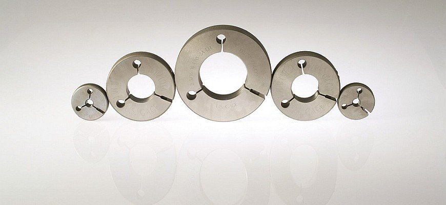 Adjustable Thread Ring Gages