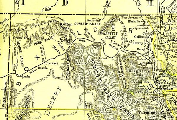 Box Elder County, Utah: Genealogy, Census, Vital Records