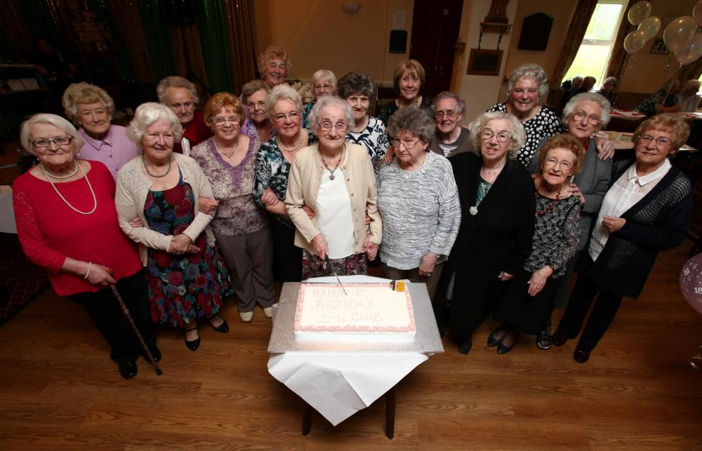 Community club celebrates 18th anniversary - 2-4 Club (From The Northern Echo)