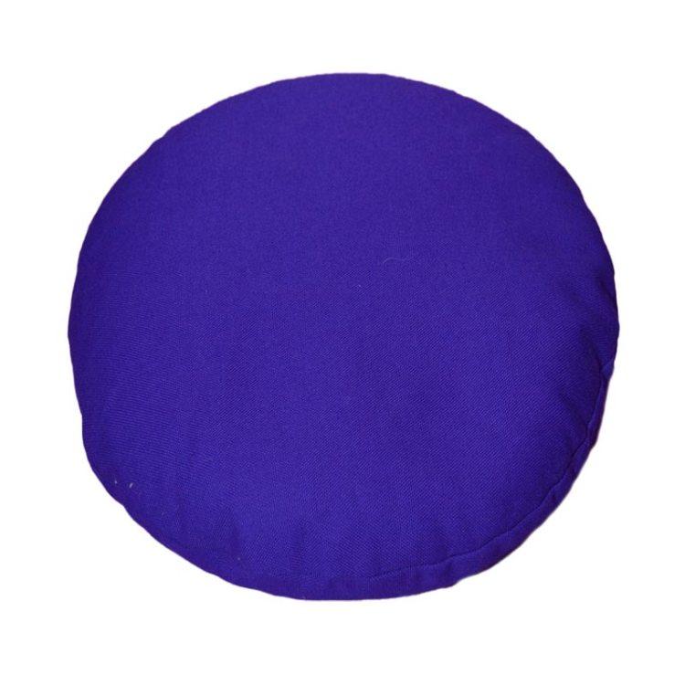 Ophoogkussen, kobaltblauw
