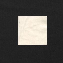 Wit op zwart