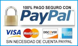 Pago Seguro con PayPal