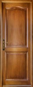 дверь межкомнатная деревянная из массива дуба СР-ОД