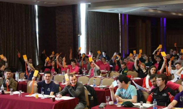 USI Congress Motions are Open