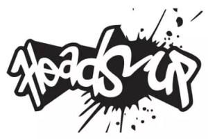 Heads Up Logo Monotone2