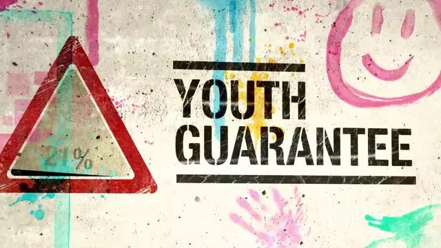 Youth Guarantee provides hope- Stop talking, act now
