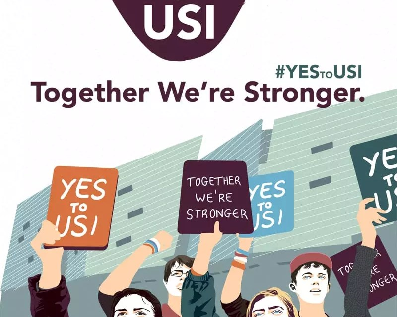 Huge GMIT majority chooses to remain affiliated with USI