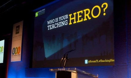 Honouring Teaching Heroes