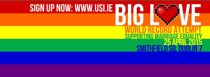 BIG LOVE – World Record Attempt