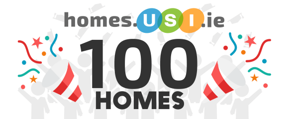 100 HOMES