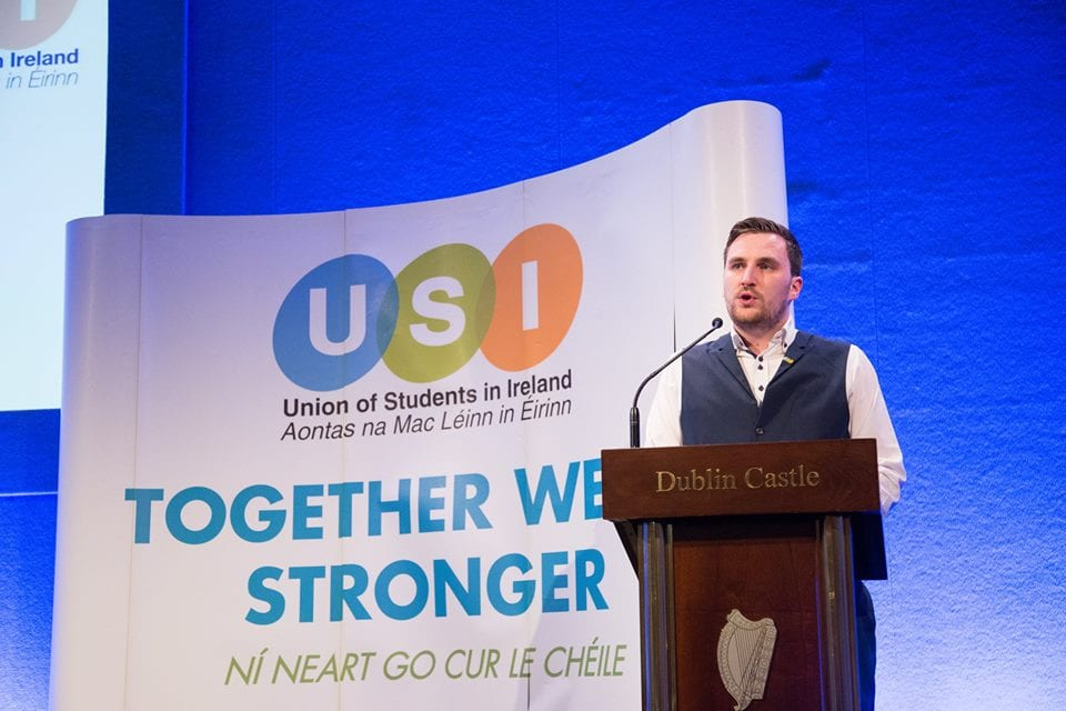 The Union of Students in Ireland has criticised the programme for government for not prioritising Higher Education Funding
