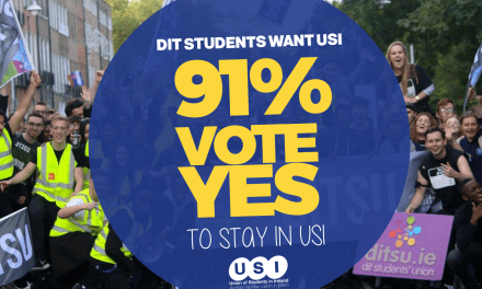 91% of DITSU Voters Say Yes to USI