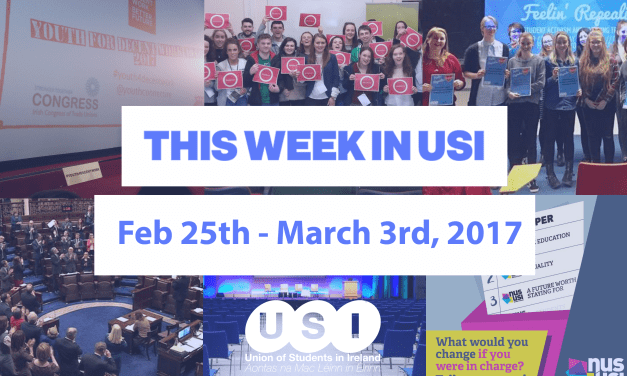This Week in USI Feb 25th – March 3rd, 2017