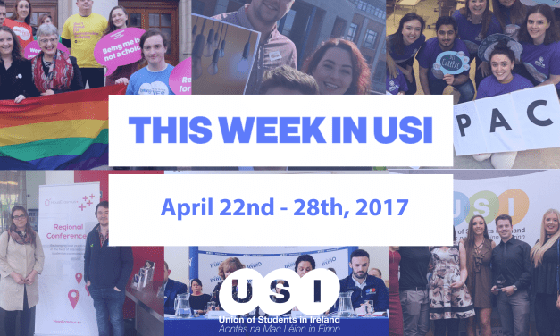 This Week in USI April 22nd – 28th, 2017