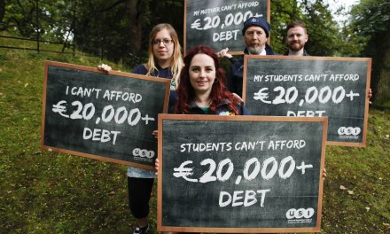 Plan to Mortgage Ireland's Education Future a Costly Mistake, Say Students.
