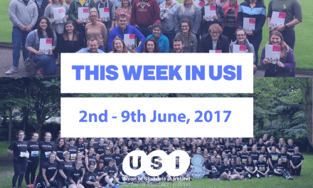 This Week In USI 2nd – 9th June, 2017