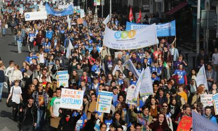 Students Call On Senators To Reject Loans Scheme In Favour Of  Public Investment In Education