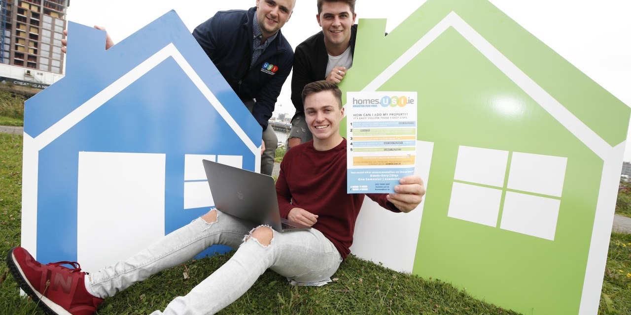 USI launch new report on student accommodation