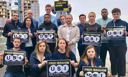 USI Welcomes Ibrahim Halawa's Verdict And Safe Journey Home