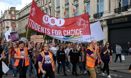 Students Concerned Opportunity To Have Vote On 8th At Risk