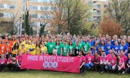 Microsoft Supports Europe's Largest LGBT Student Training Event In Galway