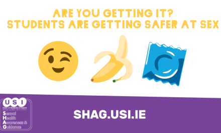 Union of Students Ireland and HSE launch safer sex campaign  'Are You Getting It?'