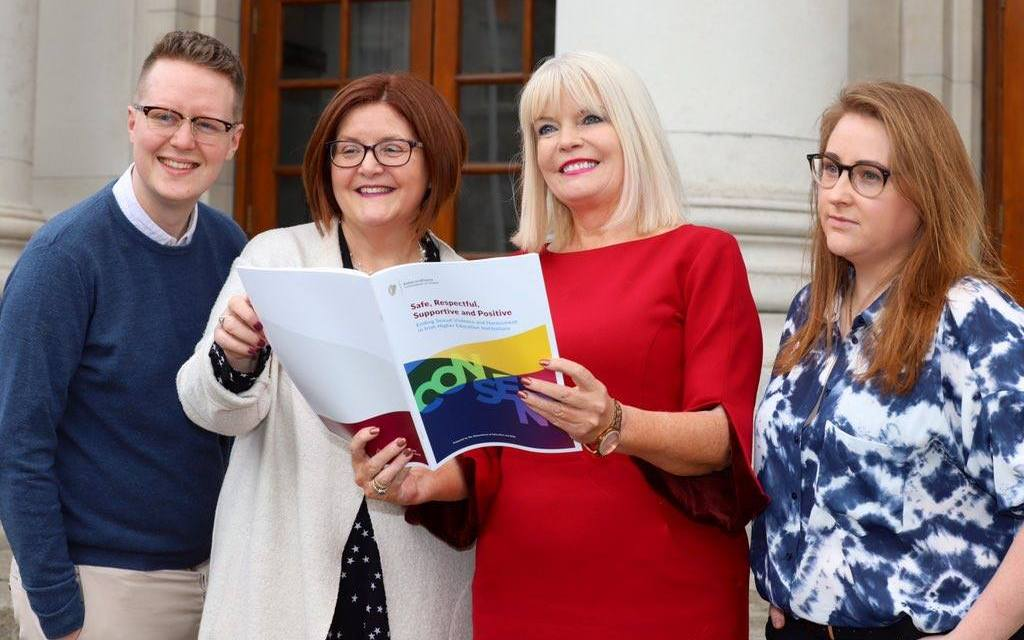 USI welcomes €400,000 funding allocated to Third Level Institutions for consent education