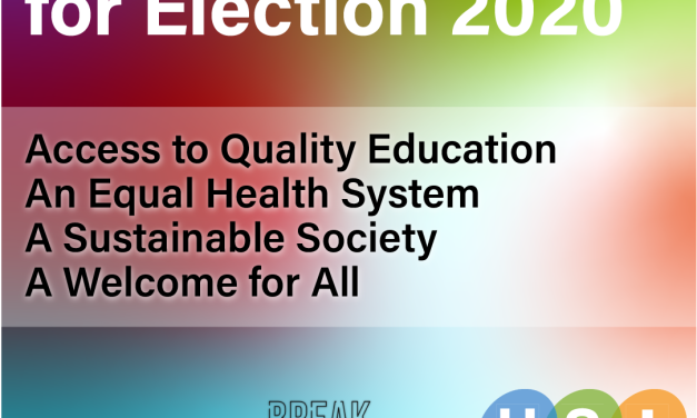 USI Releases Student Manifesto for General Election 2020
