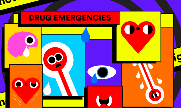 #knowingthesigns of drug overdose