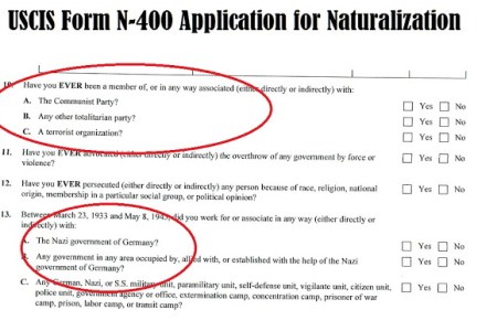 Free Application Forms Application For Citizenship Form