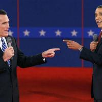 Obama vs. Romney on India